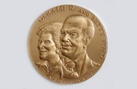 Gerald and Betty Ford Congressional Medal